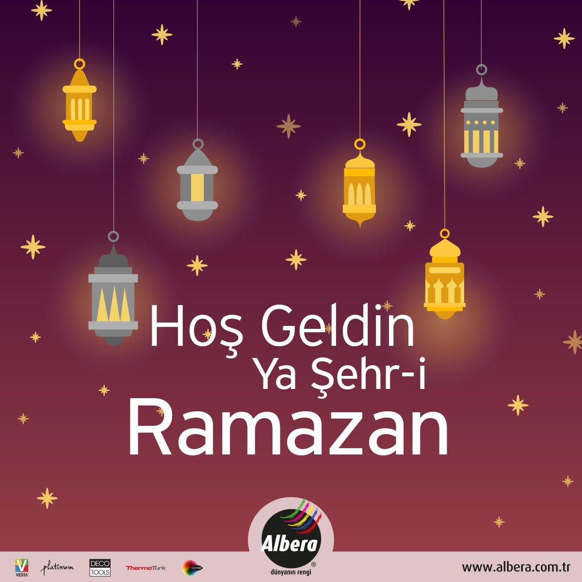 Albera Boya On Twitter Hoş Geldin Ya şehr I Ramazan