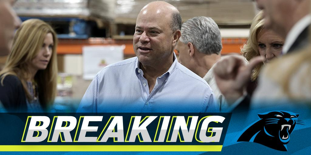 .@Panthers finalize terms to sell franchise to David Tepper: https://t.co/SMDMaW5MYc (via @RapSheet) https://t.co/3F8XQnBdI0