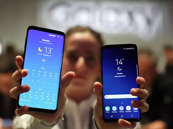 Samsung to launch 4 Android phones in Galaxy A, Galaxy J series on May 21 https://t.co/gig1vFwfmD via @gadgetsnow https://t.co/DueKfKbvv9