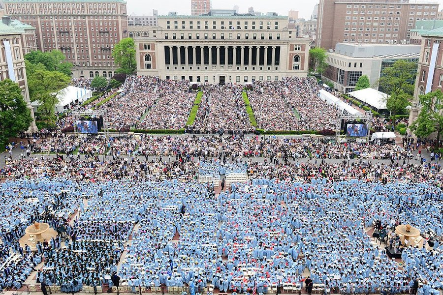 Columbia Sipa On Twitter Watch The Live Webcast Of Today S Columbia University Commencement Beginning At 10 30 A M Https T Co Phvvwufvc5 Congratulations To The Class Of 2018 Https T Co 8wgreujqql