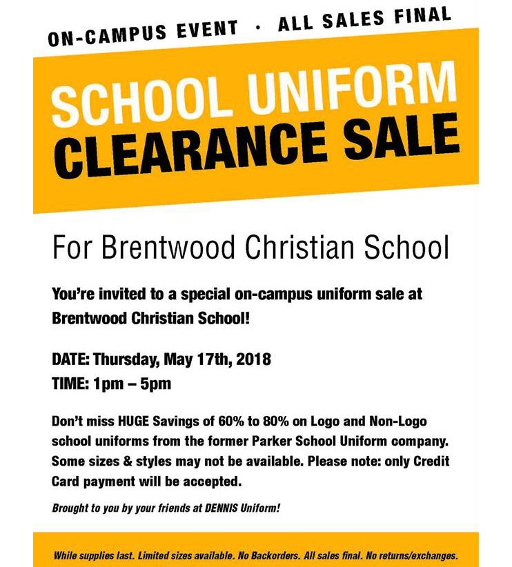 1ba7720f BrentwoodChristian on Twitter: