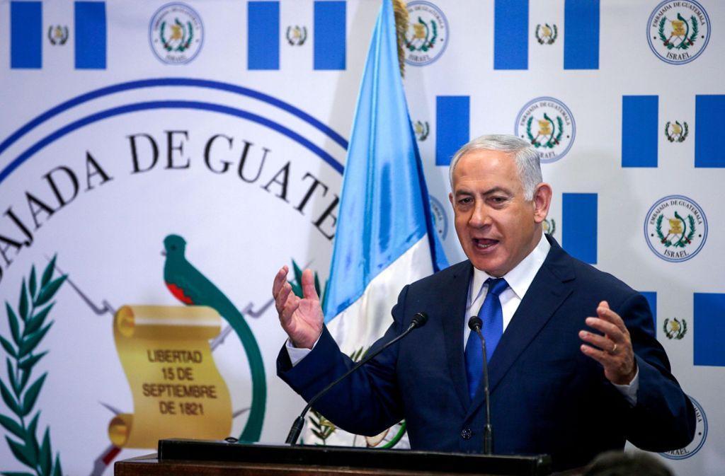 Botschaft in #Jerusalem eröffnet: #Guatemala folgt dem umstrittenen Schritt der #USA https://t.co/qiycjRtwEl