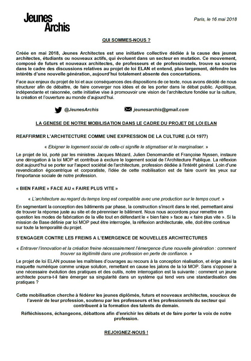 Liste Ordre Des Architectes babin+renaud (@babinrenaud)   טוויטר