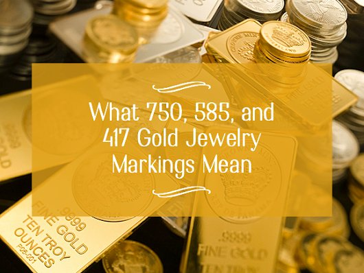GoldJewelryMarkings hashtag on Twitter