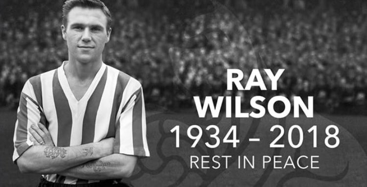 Very proud to sponsor the Ray Wilson Suite @htafcdotcom had the pleasure to meet him on a few occasions. A true gentleman. RIP #RayWilson #terrierforever<br>http://pic.twitter.com/jr8rZsrHE0