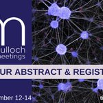 Image for the Tweet beginning: Submit your abstract today! Any