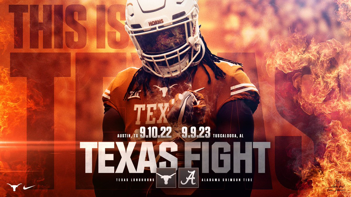 Texas adds UTEP, Alabama to future football schedules
