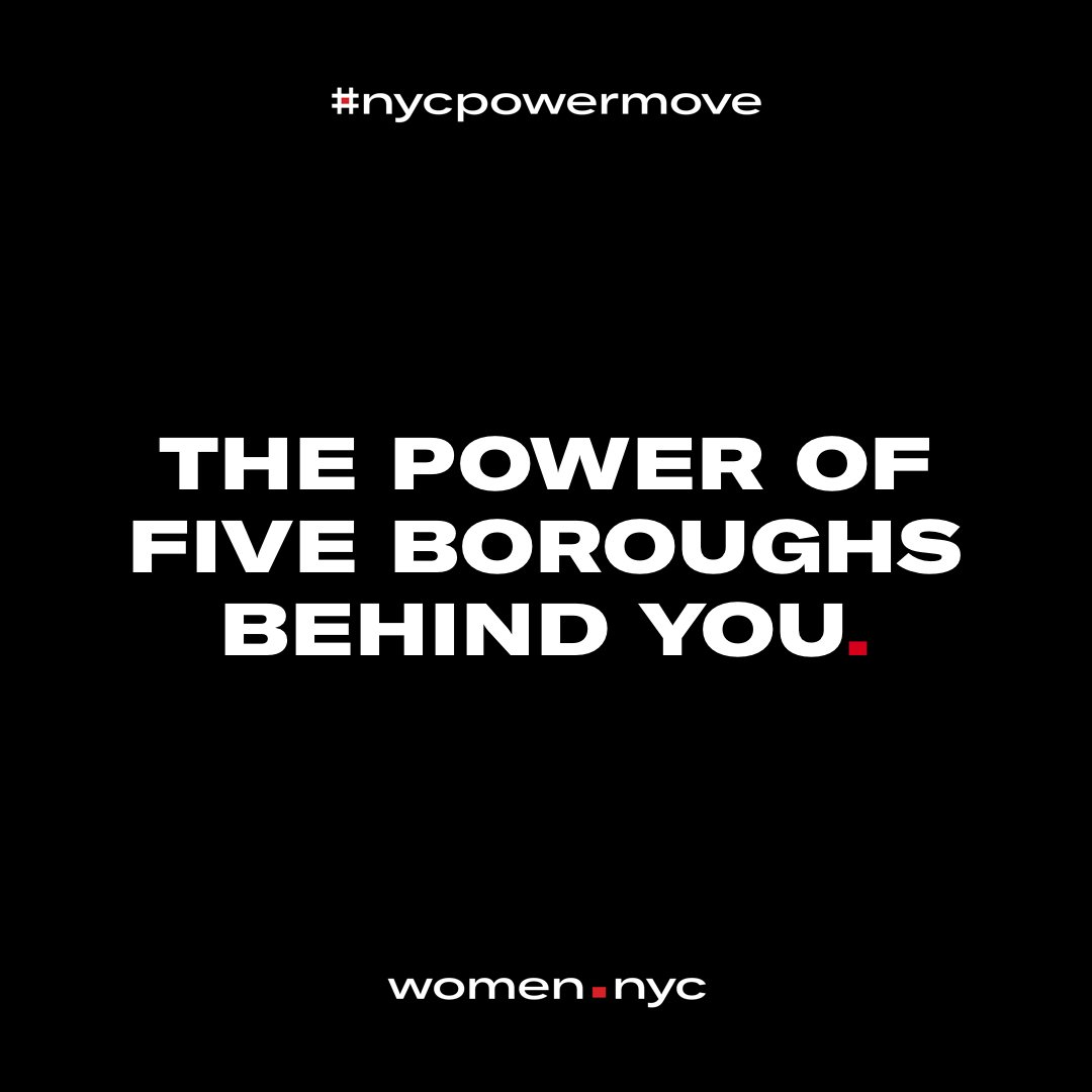 Proud to support @nycgov during today&#39;s launch of  http:// women.nyc  &nbsp;  , a new resource designed by women, for women, to help you find a job, run a business, navigate parenthood, and ask for a raise. #nycpowermove <br>http://pic.twitter.com/3jvC5KnYtw