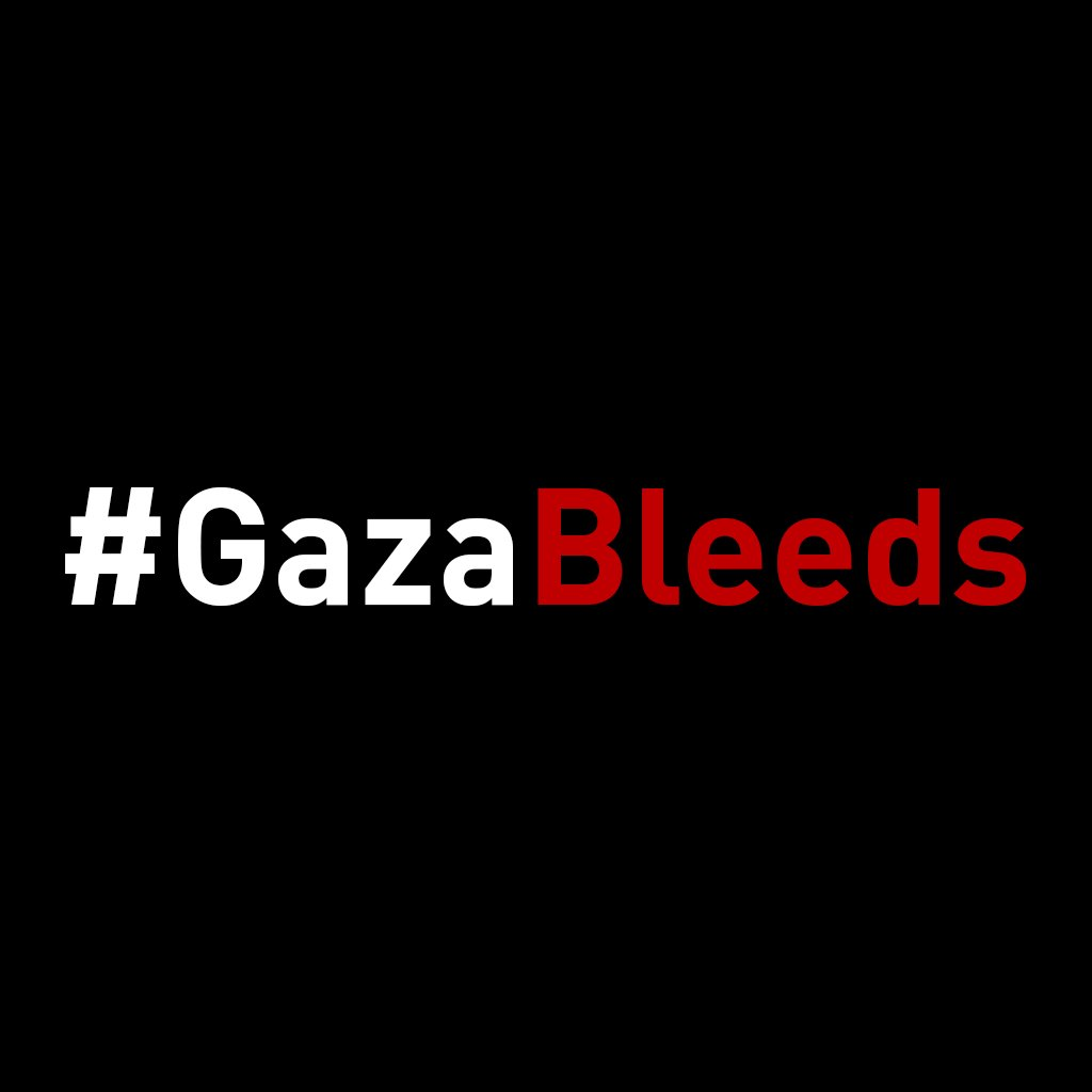 As if the stifling, decade-long blockade wasnt enough, people in #Gaza are exposed to harsh violence and excessive use of force. World cant ignore their plight, because their #DignityIsPriceless #GazaBleeds