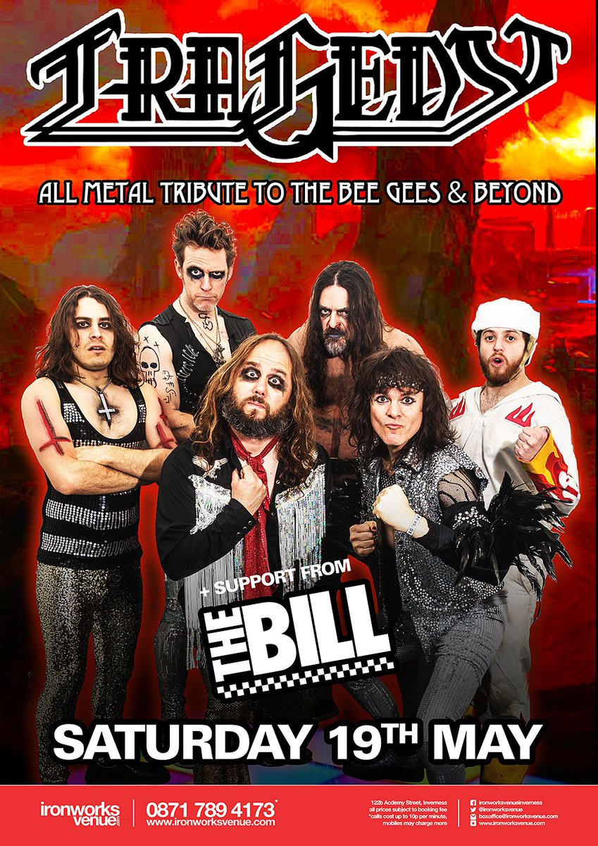 Expect An Over The Top Bombast Of Disco Metal Glitter And Magic 1 Party Band Dont Miss Out Tickets Bitly 2qrLZi1 Pictwitter