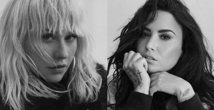 "QUE HINO! Escute ""Fall In Line"", parceria de Christina Aguilera e Demi Lovato >> https://t.co/Bu6zLYdx9v https://t.co/gGWWsOjlvH"