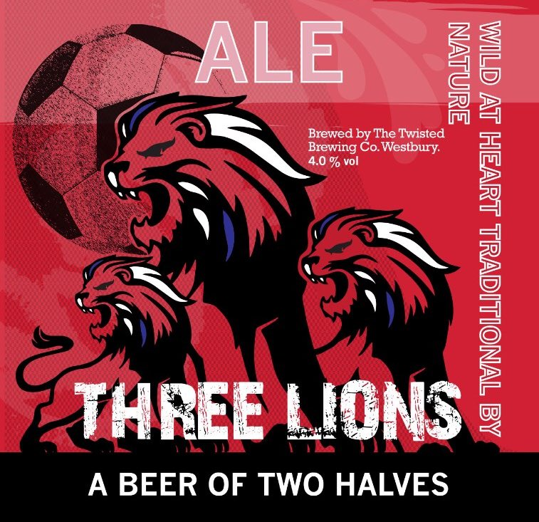 Image result for twisted brewery three lions
