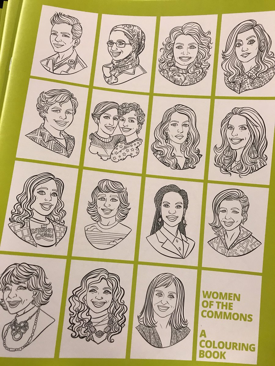 Hey @rightscon I have a box of @uncommon_women 2018 colouring books!! Featuring #RightsCon attendees @eman @jesshmitchell @lhadon Where is the swag table ? #rightscon <br>http://pic.twitter.com/aAWkC6aHJd