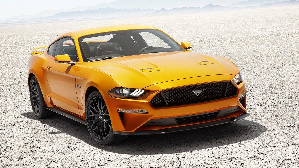 Van Bortel Ford >> Van Bortel Ford On Twitter 2018 Ford Mustang Design
