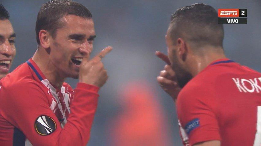 Final de la Europa League  Marsella - Atlético  DdV-GnQWAAI1xWX