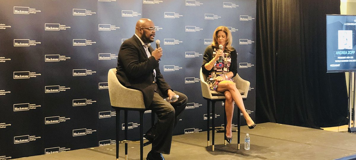 .@CleveAveLLC&#39;s Don Thompson at the #IESummit: &#39;Inclusion is about intentionality. If everyone is one race or one gender, you are intentionally excluding the great ideas that come from diversity&#39; <br>http://pic.twitter.com/MJkAOzpUIe