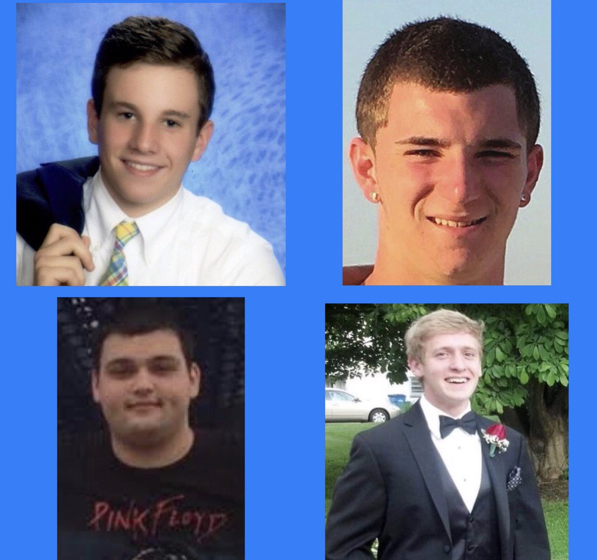 On May 16, 2018 Cosmo Dinardo  plead guilty to a list of criminal charges, where Cosmo Dinardo received four consecutive life sentences with no chance of parole in the slaying of Jimi Taro Patrick, Dean Finocchiaro, Mark Sturgis and Thomas Meo. <br>http://pic.twitter.com/VMNtzsg0YQ