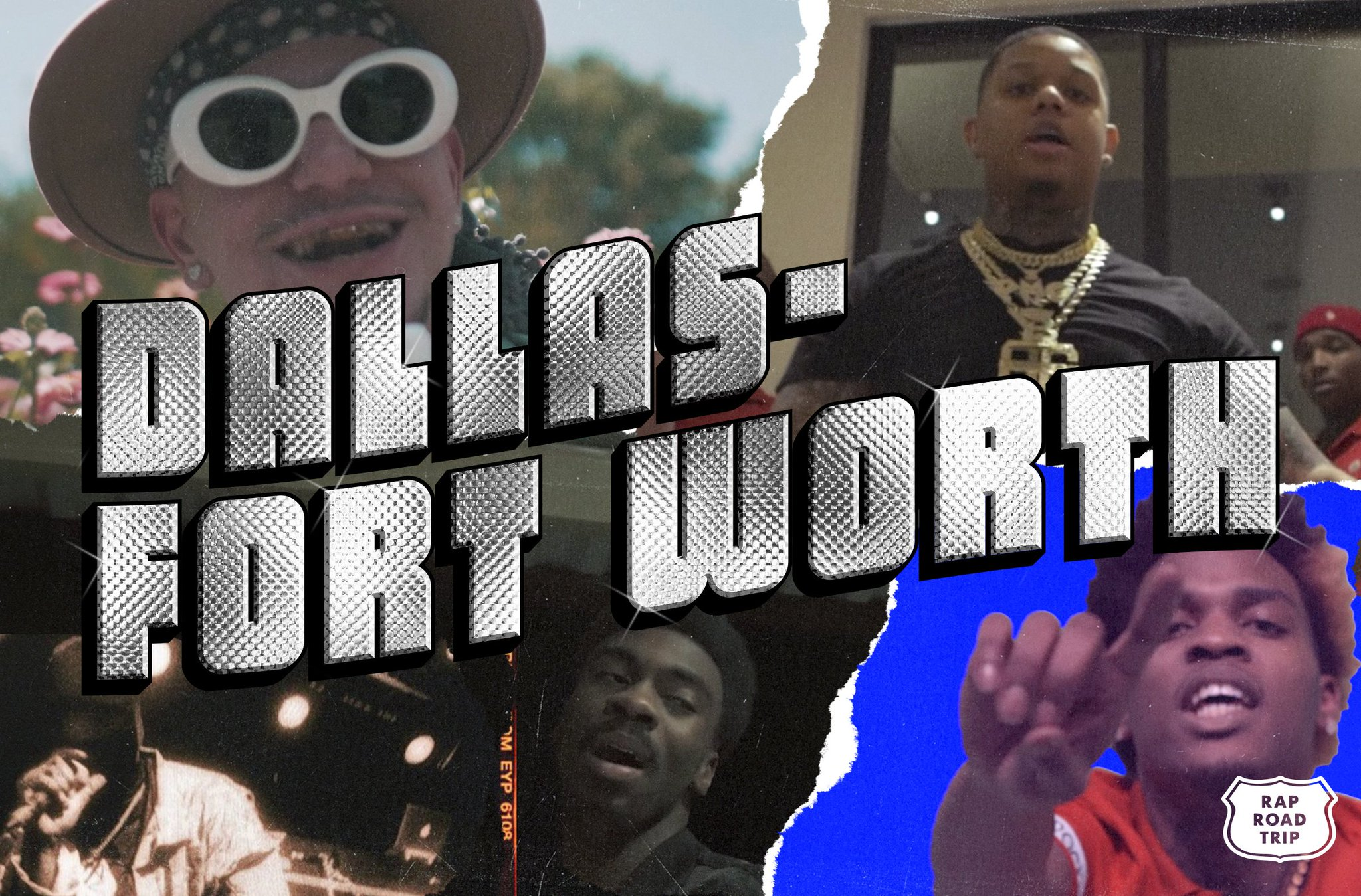 5 under-the-radar rappers from Dallas-Fort Worth you should know about. https://t.co/4RScnyD1aI https://t.co/2ZlT7129bb