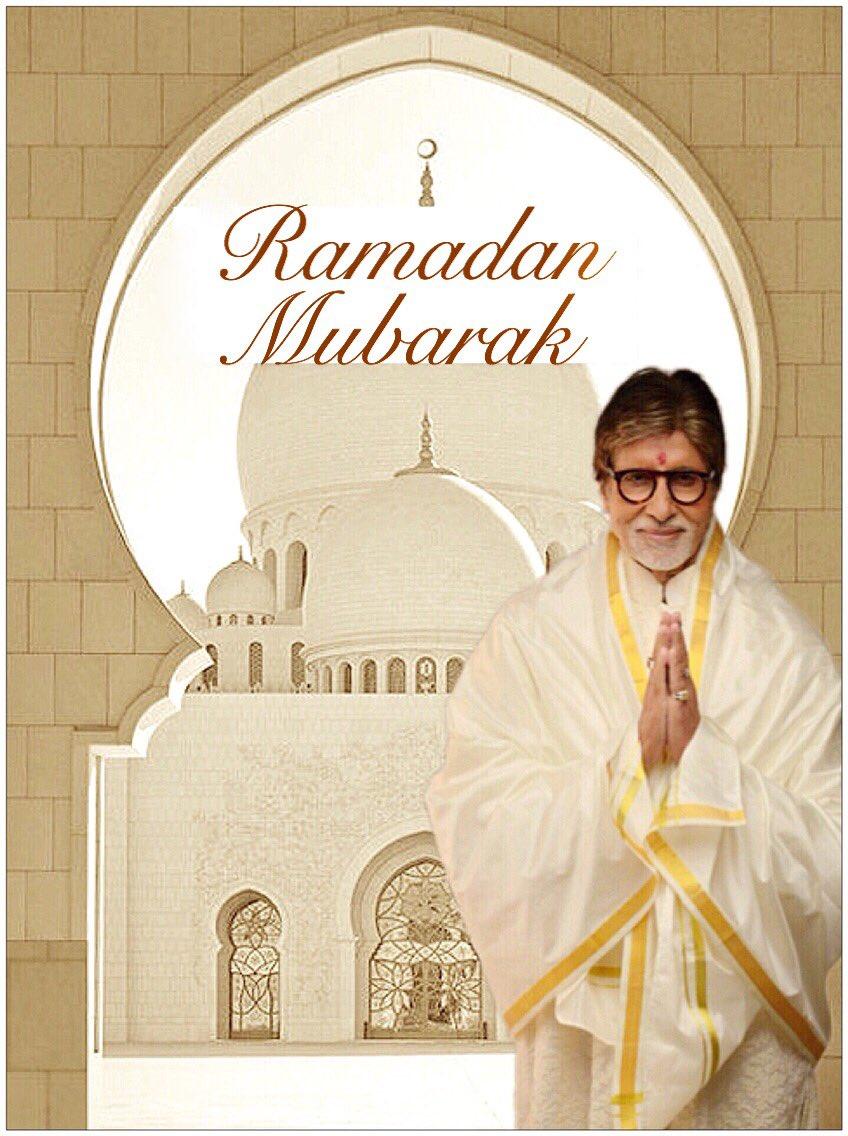T 2807 - Ramadan Mubarak .. !! happiness and peace .. https://t.co/U6vbeW3TIY