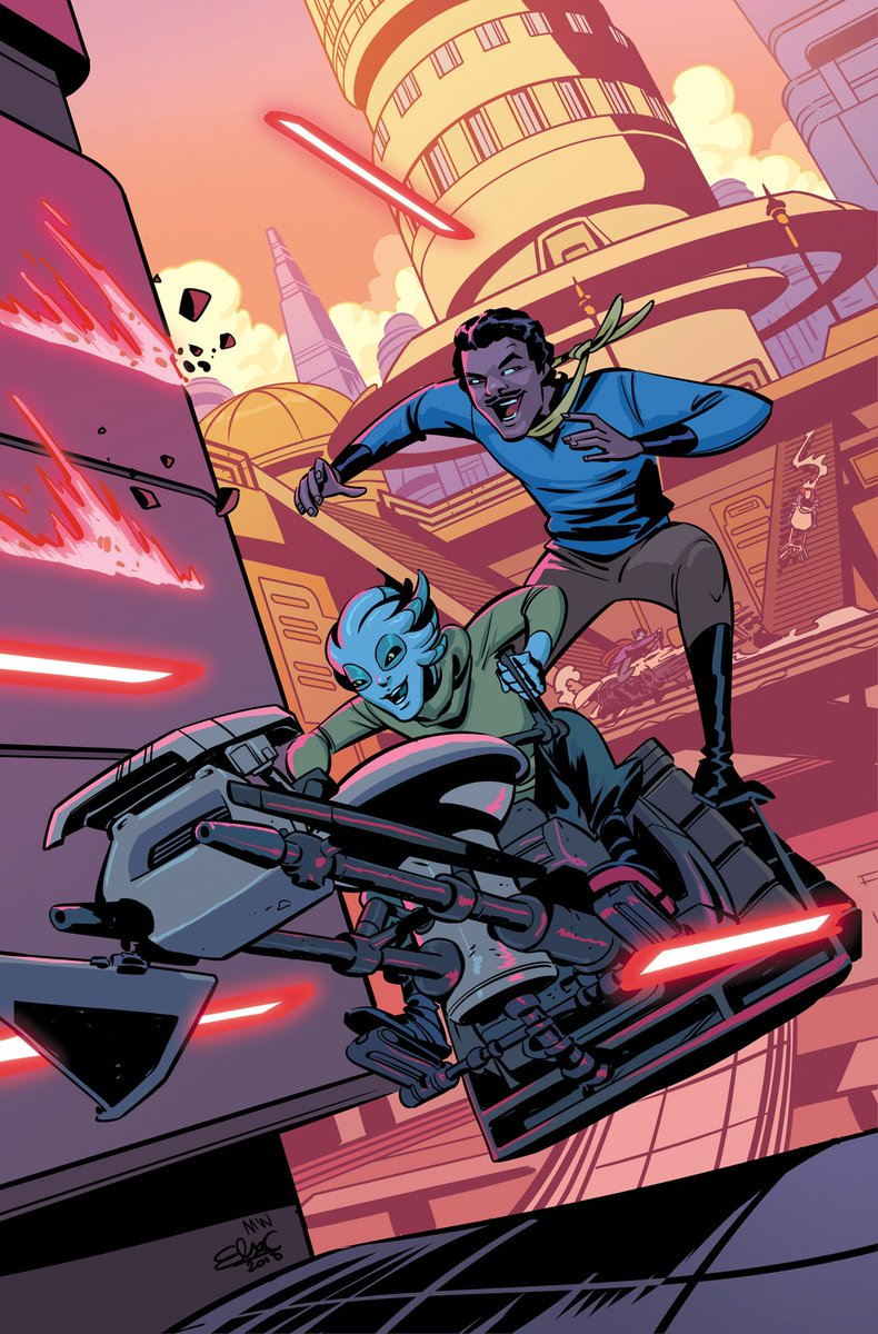 Star Wars Lando Idw Publishing