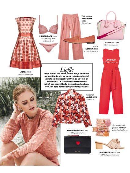 Making a splash in #elegancemagazine  #fashion #jumpsuit #red #summerpic.twitter.com/8sCnvKPl6i