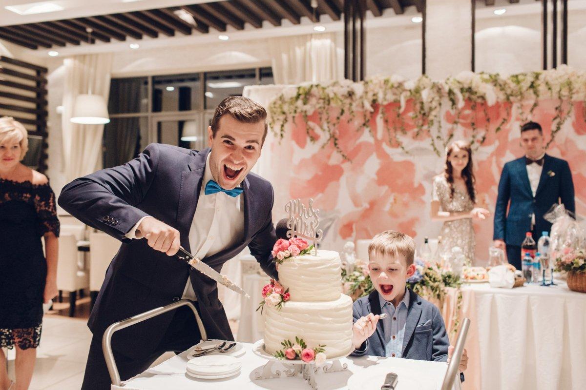 фото свадебных ведущих ледохода случилось
