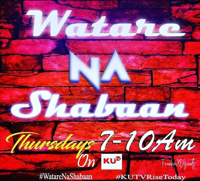 If it is Thursday.... Thanks @frankie.xv for the poster  #WatareNaShabaan #KUTVRiseToday #GainPost #gainwithxtiandela #gainwithjay #gainwithspikes  #gainwithray #gainwithcarlz #gainfollowers  https:// ift.tt/2k6oUPb  &nbsp;  <br>http://pic.twitter.com/1k55kRm4Zn