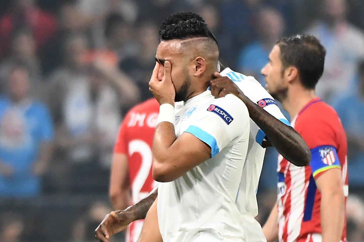 بكاء باييت وخروجه مصابا في نهائي الدوري الأوروبي