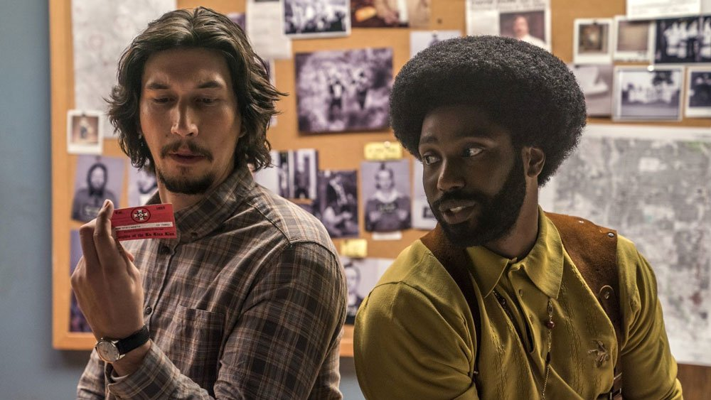 #BlacKkKlansman is 'a major comeback for Spike Lee.' Read @AskDebruge's review https://t.co/cGV4vUQHY9 #Cannes2018 https://t.co/0tH9wGXcWP