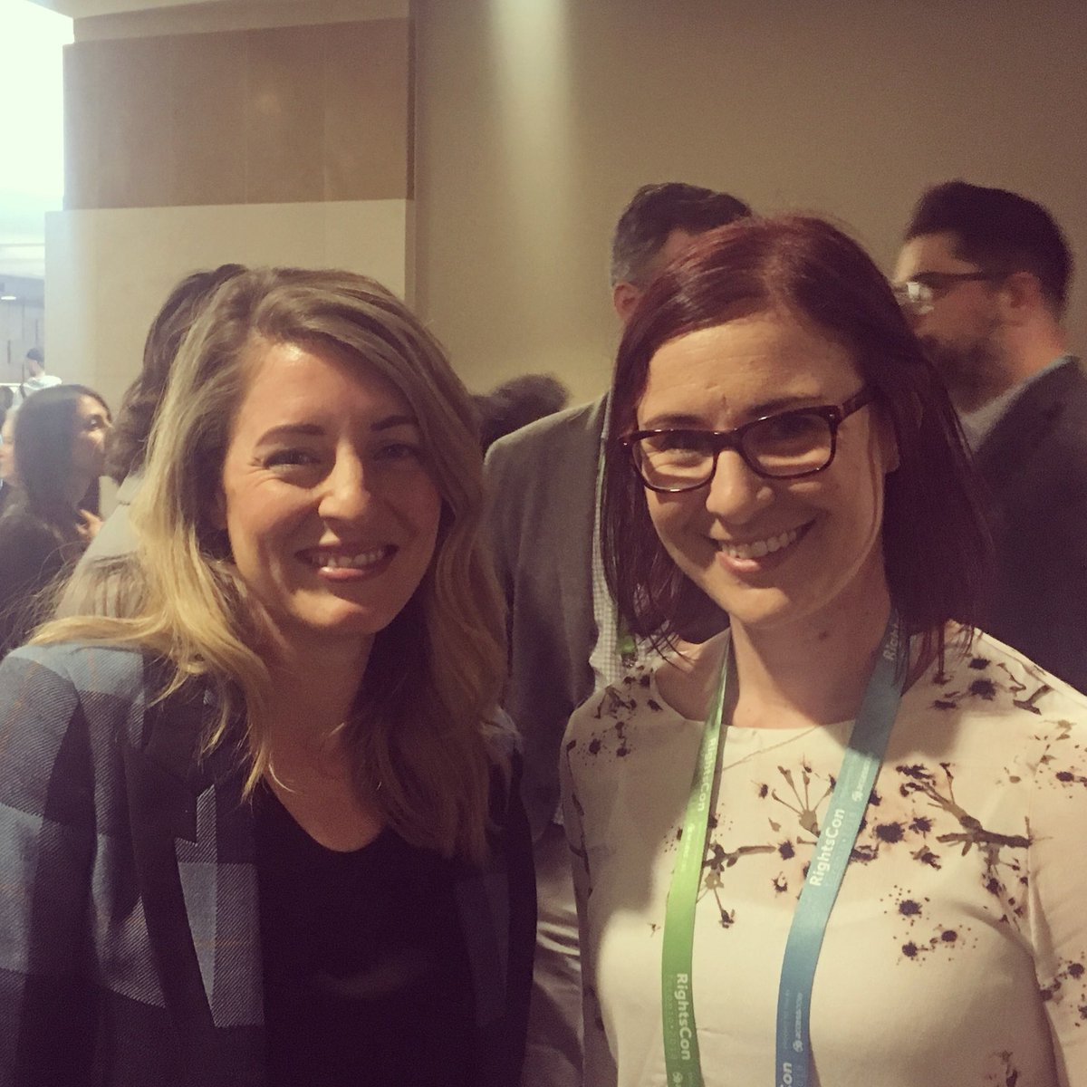 Had the chance to meet Minister  @melaniejoly today at #RightsCon. Looking forward to more fulsome conversations about net neutrality, website blocking, and the future of Canada's broadcast, telecom, and copyright acts. <br>http://pic.twitter.com/cBflZgfnkv