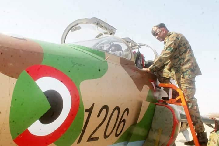 السودان يشترى 6 مقاتلات FTC 2000 DdVFaw0UQAAInYM