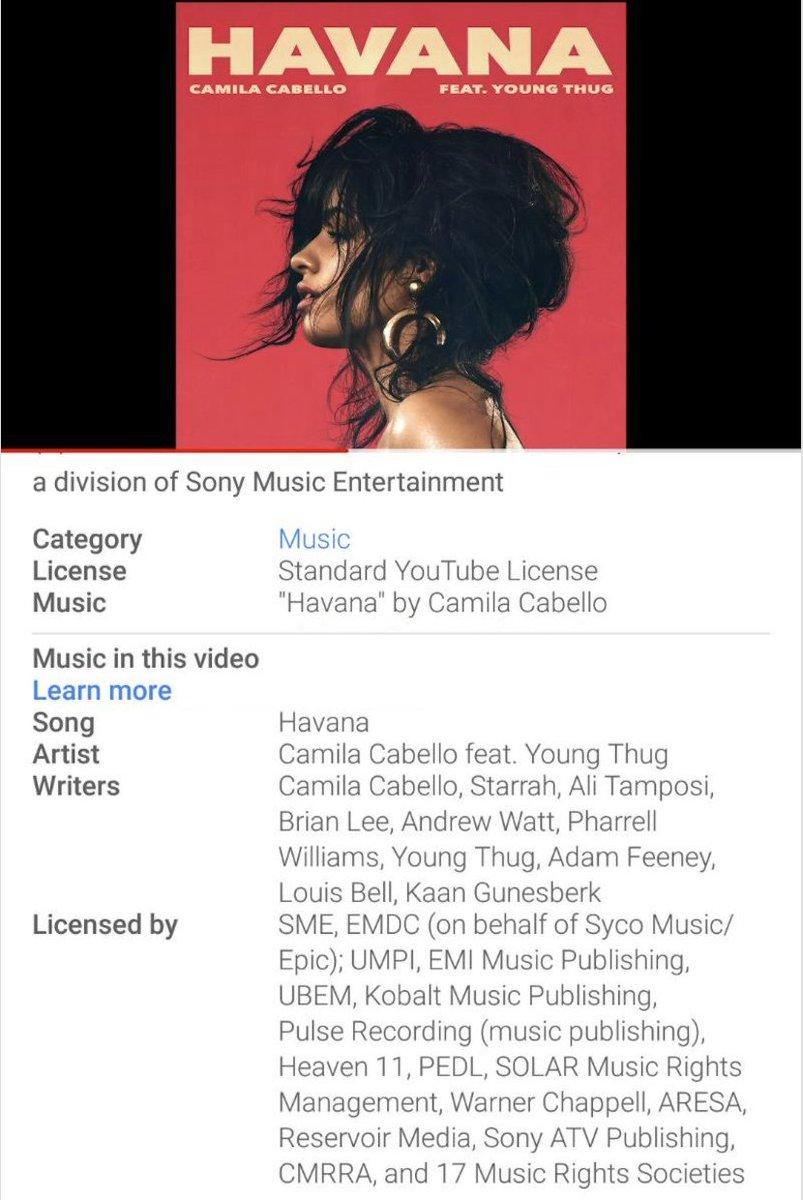 ο χρήστης Music Ally στο Twitter Youtube Adds Music Credits For Artists Songwriters And Rightsholders Will Appear In Official Music Videos But Also For Ugc Creator Vids That Feature Music