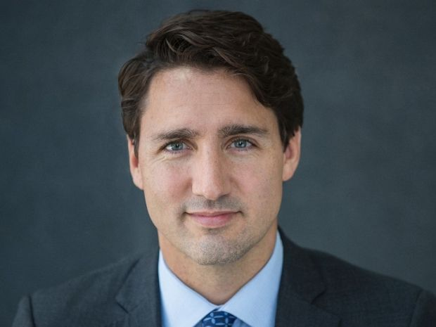 New York University's photo on Justin Trudeau