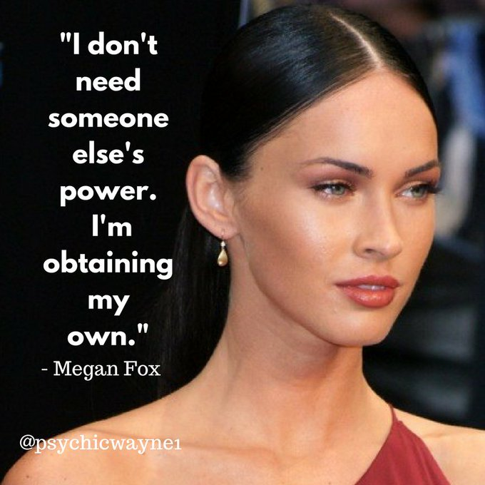 Happy Birthday Megan Fox!