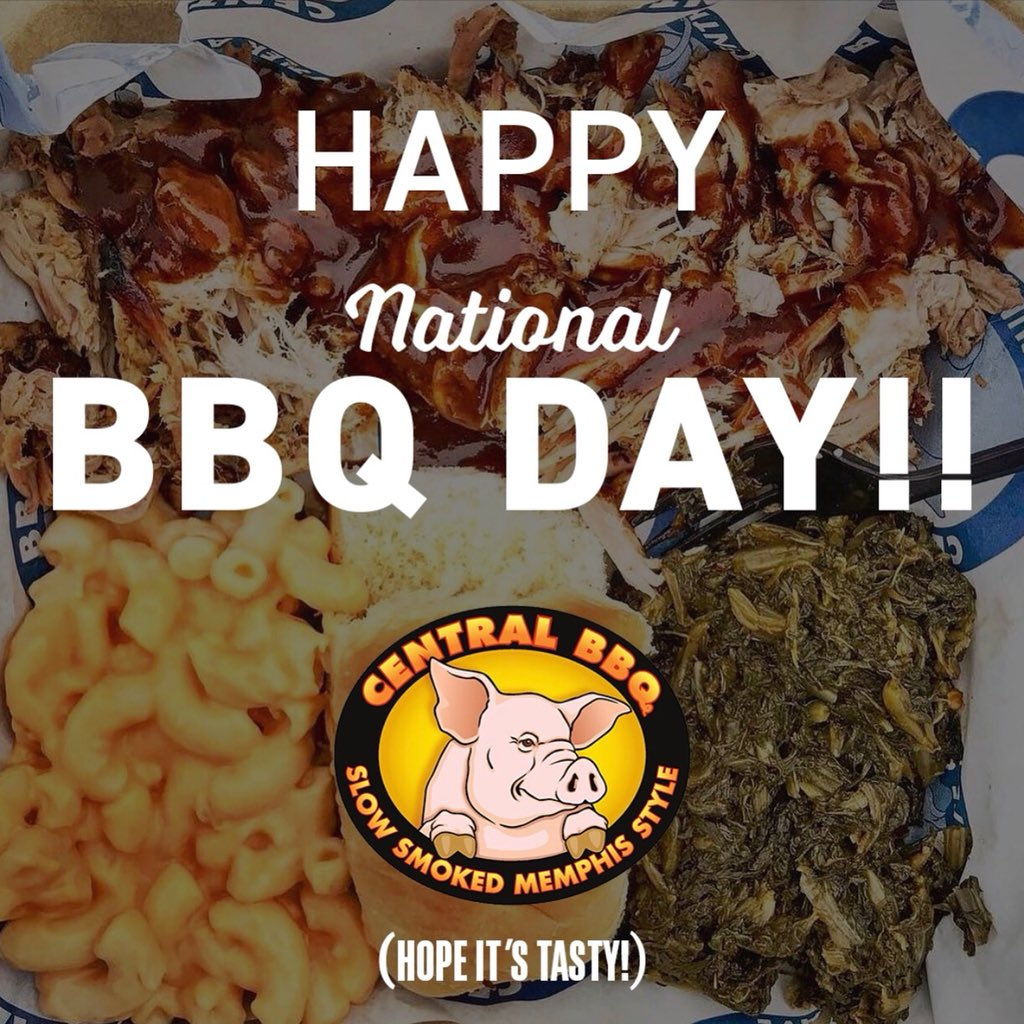 Happy #NationalBBQDay! Check out this story in @USATODAYeats:  https://www. usatoday.com/story/travel/e xperience/food-and-wine/2018/05/16/national-barbecue-day-restaurant-patios/610882002/ &nbsp; … <br>http://pic.twitter.com/6SfbQDZyaY