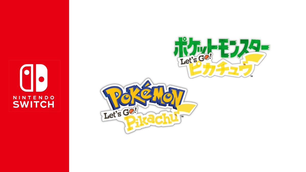 Pokemon Sword Shield On Twitter News Pokemon Let S Go