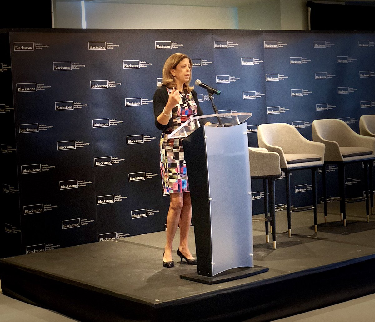 Our CEO Andrea Zopp at the #IESummit: &#39;We know there are still barriers to economic opportunity for people of color, women, immigrants and veterans. Equity isn&#39;t just about fairness, it&#39;s about investment.&#39; <br>http://pic.twitter.com/YPjChZQbgf