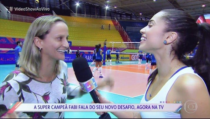 Ka intocável 7🎒�'s photo on PAULA AMORIM NO VIDEO SHOW
