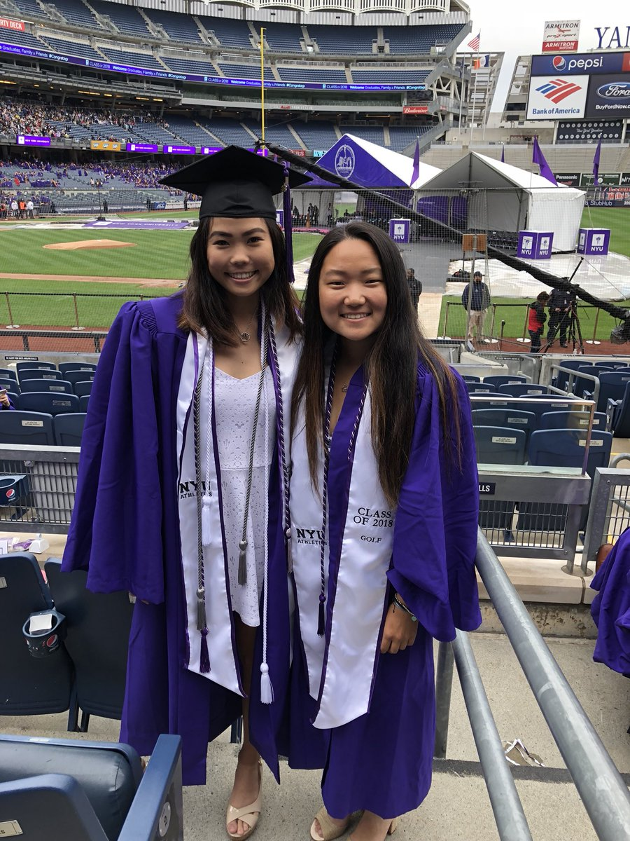 Congrats to our captains on graduating! #CongratAGradNYU <br>http://pic.twitter.com/zwIAC7mD5y