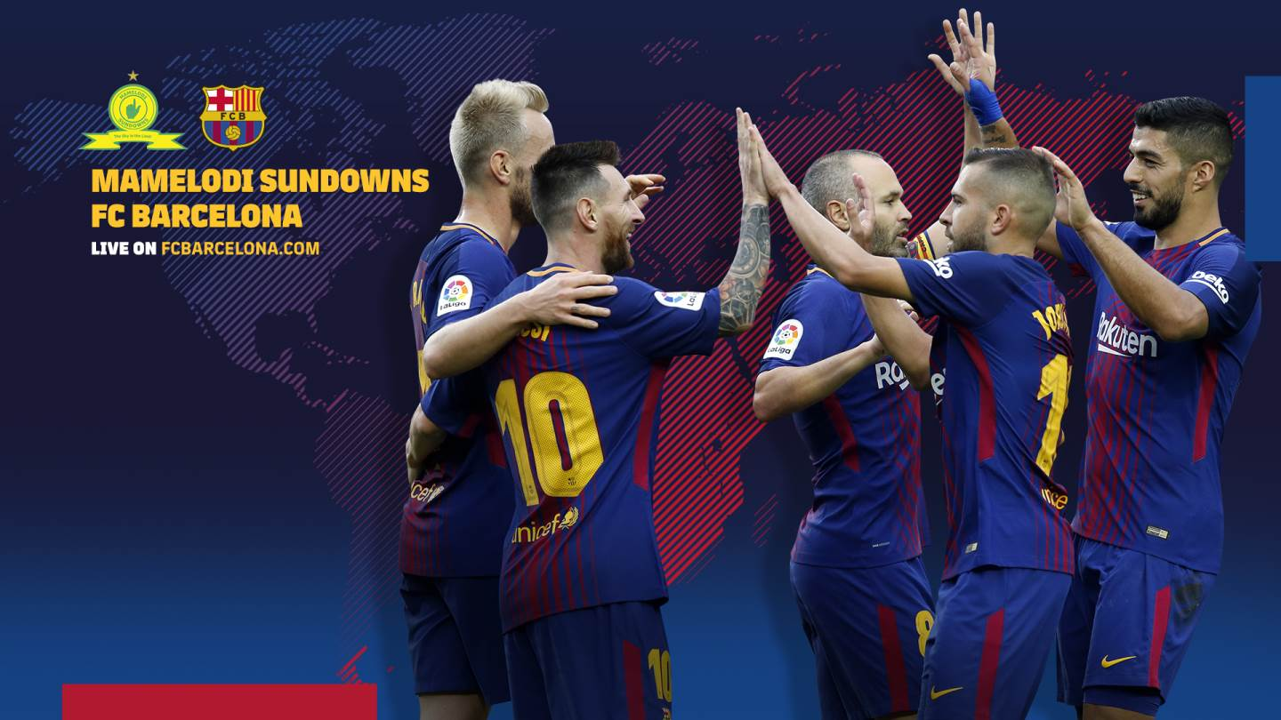 [�� EN DIRECTE] Segueix el #SundownsBarça per streaming �� https://t.co/wKZnkVXmr7 �� ���� #ForçaBarça https://t.co/w4iVtP8N38