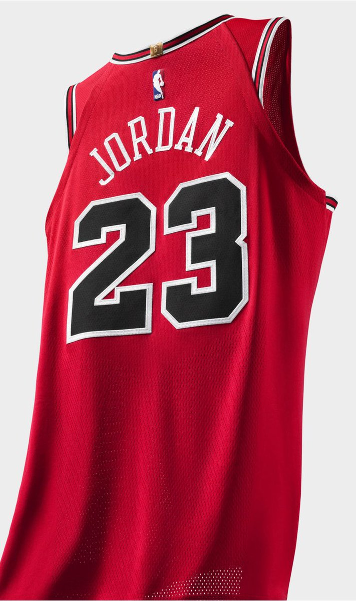 9198c41fc12450 the jordan brand will be selling an authentic retro of mjs last shot jersey  on 3