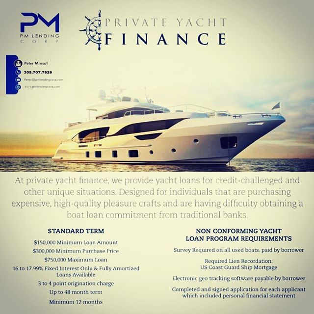 Yachtfinancing Hashtag On Twitter