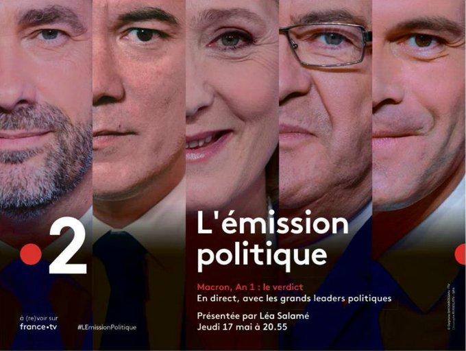 #lemissionpolitique Photo
