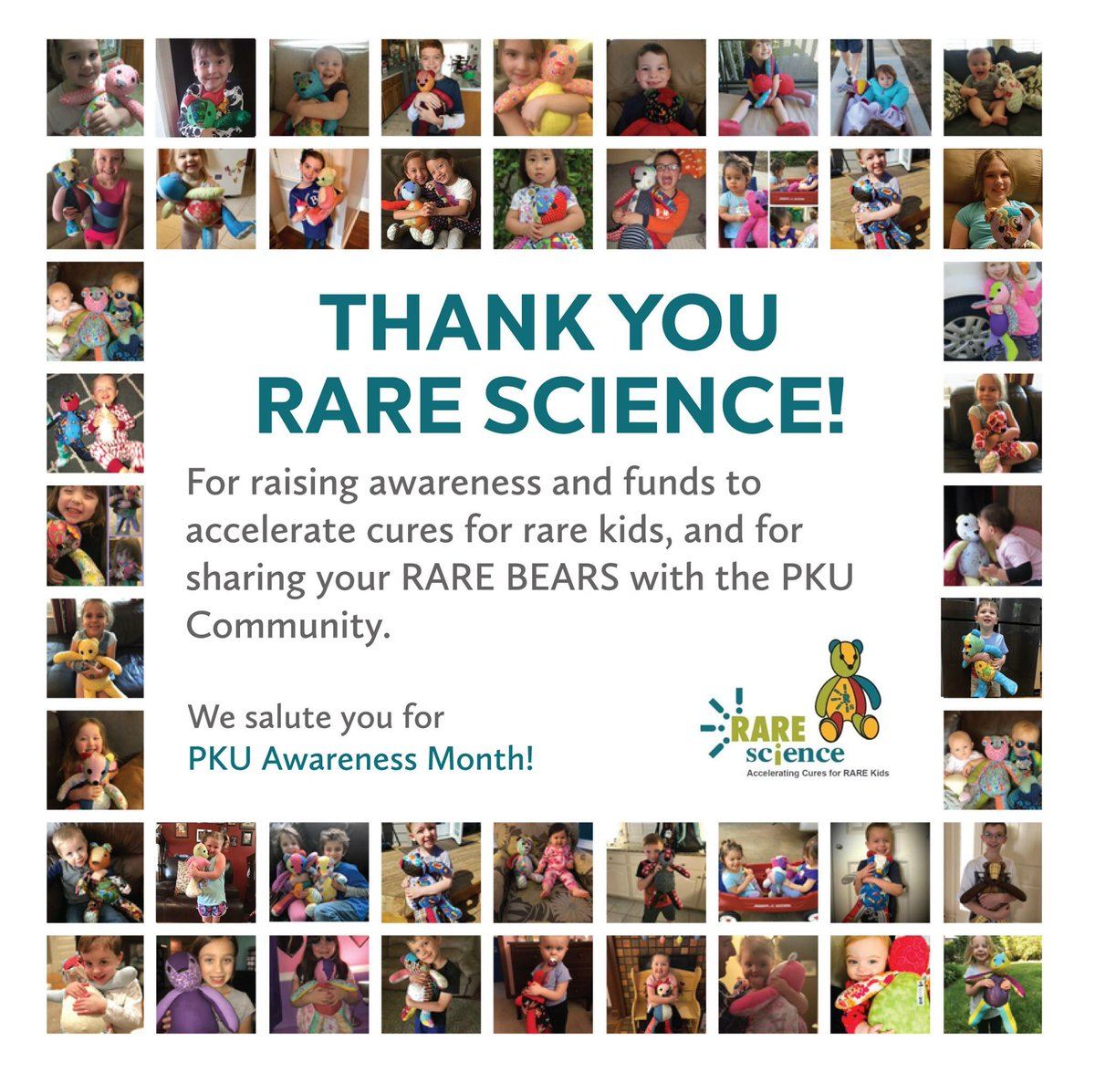 Thank you @RARE_Science for your support for #pkuawareness and the #pku community!<br>http://pic.twitter.com/AsfoZlG3Rp
