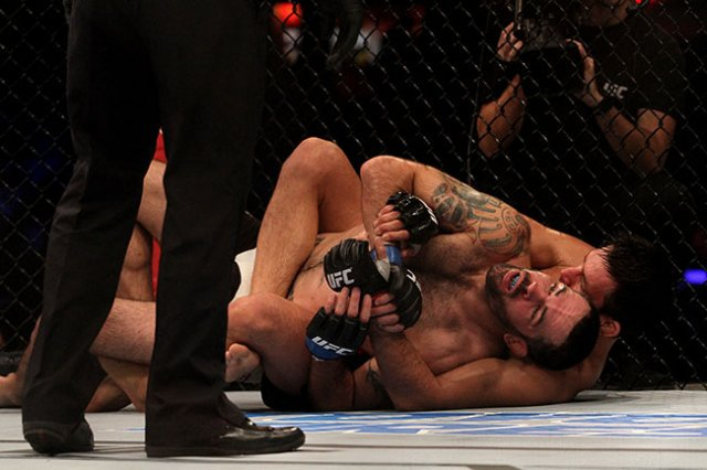 Demian Maia: 5 Defining Moments http://bit.ly/2wVnnon via @raymundomark #UFCChile
