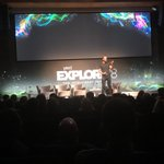 What if our definition of being a billionaire meant positively influencing a billion people? The technology is here and marketers need to think about the potential that presents @JasonSilva #EXPLORE18