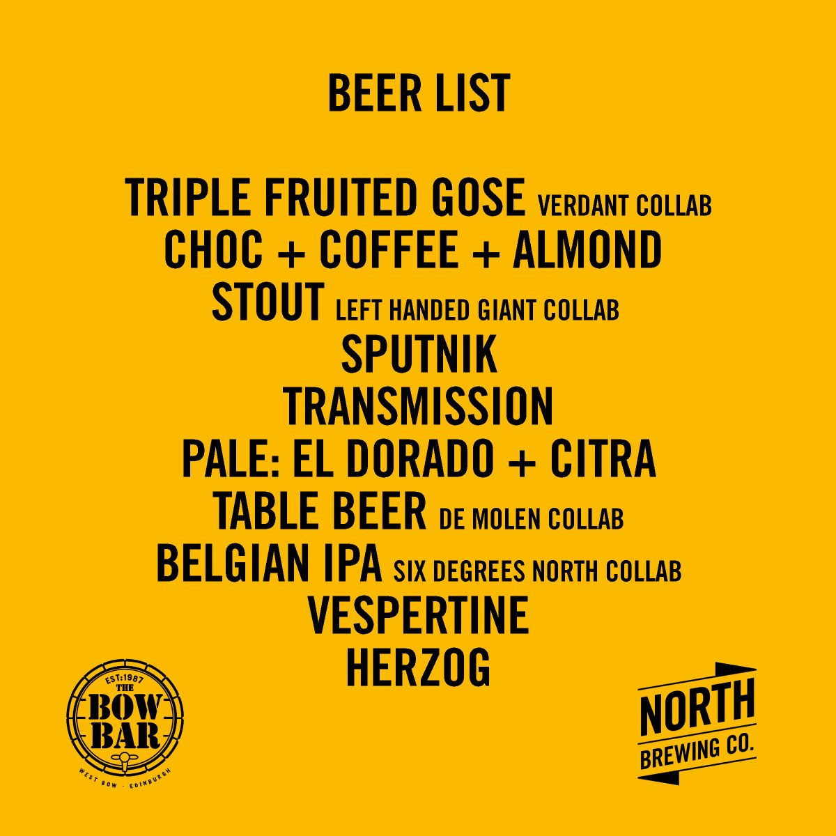 North Brewing Co on Twitter: