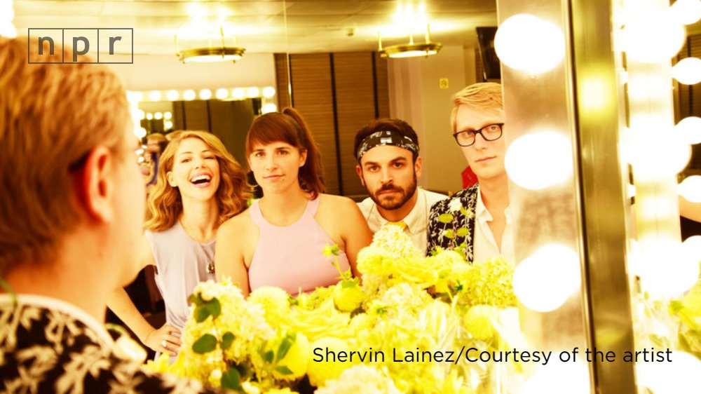 Reloaded twaddle – RT @nprmusic: Trained at the New England Conservatory of Music, Lake Street Dive...