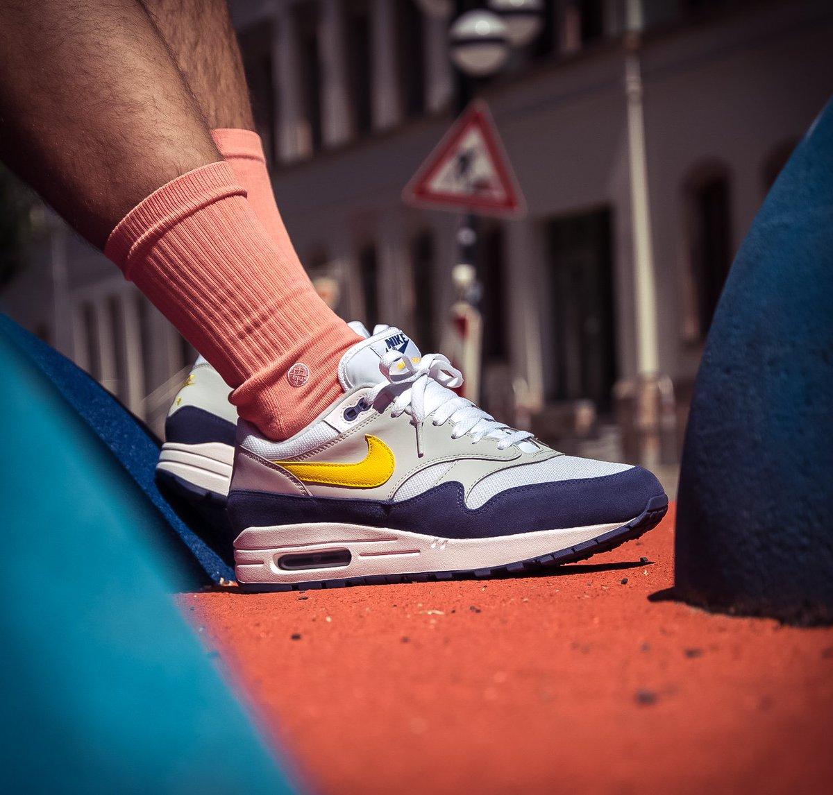 Total Recall Blue. #Nike Air Max 1