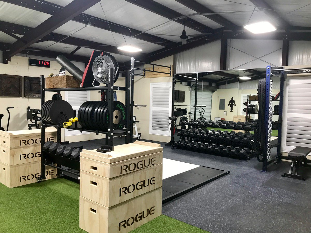 Crossfit garage for your garage gym and are the best intended